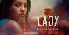 """SERIE COLOMBIANA, """"LADY LA VENDEDORA DE ROSAS"""" 16 DISCOS,75 CAP. 2015"""