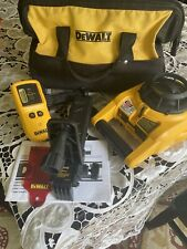 Dewalt Dw074 100ft Self Leveling Interiorexterior Rotary Laser Kit Dw074kd