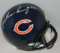 WILLIAM REFRIGERATOR PERRY AUTOGRAPHED SIGNED CHICAGO BEARS FULL SIZE HELMET JSA