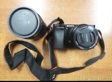 Sony Alpha a6000 24.3MP Mirrorless Camera with 55-210mm Lens (R562)