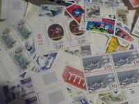 Lot FRANCE timbres neufs valeur FACIALE 150 € ! pour affranchissement permanent