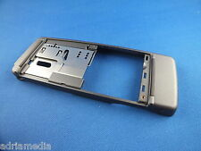 Original Nokia 9300  9300i Communicator Mittelgehäuse  Gehäuse BACK D Cover GRAU