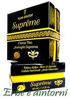 SUPREME 50 ml. Crema viso con Bava di lumaca, veleno d'ape, antirughe, antiage