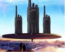 Freeship 1XKENWOOD VHF RADIO 136-174MHz 2-Way WALKIE TALKIE+USB CABLE&PROGRAM CD