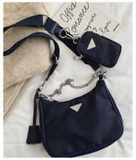 Women Mini Pocket Crossbody Bag Casual Handbags Designer Shoulder Messenger Bag