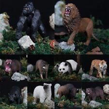 Tierfiguren Sammlung Zootiere Plastiktiere Wildtiere Dekorfigur Tier Spielzeug