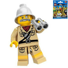 LEGO 8684 MINIFIGURES Series 2 #7 Explorer