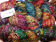 Multicolor DIANA 150gr Skein Malabrigo CARACOL Soft SPRWSH MERINO Wool SBky YARN