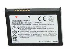 Genuine Original HTC Battery WIZA16 3.7V 1250mAh for HTC QTEK 9100 8100 8125