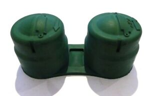 SPOOL VALVE COVER, GREEN, FOR FORD NEW HOLLAND TRACTORS (various, see listing)