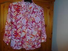 Per Una Cotton 3/4 Sleeve Regular Tops & Shirts for Women