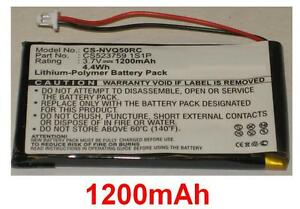 Batterie pour NEVO Q50 CS503759 1S1P Li-Polymer 4894128054740 **1200mAh**