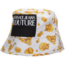 Versace Jeans Couture hat men logo baroque EE8YVBK20-ES0686_E003 cotton cap
