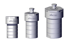 50mL 1500psi 200°C Hydrothermal Autoclave Reactor with Teflon Chamber