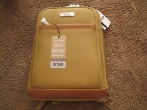 HARTMANN Metropolitan 2 Slim Backpack Safari 11125-2016-NWT