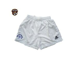 Vintage Original Glasgow Rangers FC Football Away Shorts 1992 (36) Adidas Shirt