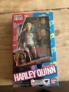 S.H. Figuarts Suicide Squad Harley Quinn Bandai Tamashii Nations