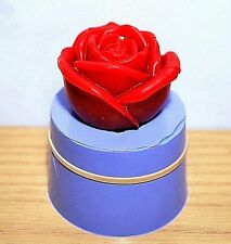 3D Silicone ROSE mold votive candle soap lotion bar mould easy release Homemade