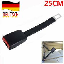 25cm Universal Auto Sicherheitsgurt Extender Clip Erweiterung Safety Seat Belt