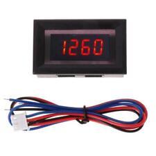 Car Motorcycle Digital Tachometer Tacho Gauge with Battery Overvoltage Alarm
