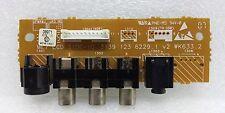 3139 123 6229.1 Pcb AV Imput PHILIPS 37PFL7662D/12