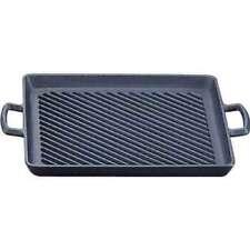 IWACHU Japan kitchenware / Nambu Ironware oil plate grill 280 × 240