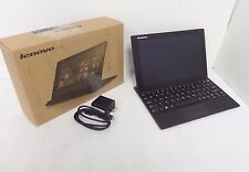 "Lenovo MIIX 3-1030 80HV Tablet 10.1"" FHD Z3735F 2GB 64GB + Keyboard Dock W8.1 U"