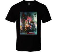 Men's Predator Arnold Schwarzenegger Movie Original Fan T Shirt Black