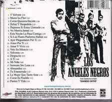 rare CD 60 70's 80's LOS ANGELES NEGROS y volvere MURIO LA FLOR amor por ti A TI