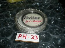 Vivitar UV-Haze Filter Lens 55mm Genuine JAPAN PH33