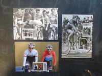 2015 LUXEMBOURG SET OF 3 TOUR DE FRANCE FDI POSTCARDS (MAXICARDS)