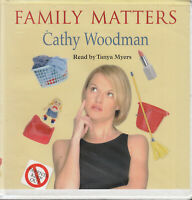 Cathy Woodman Family Matters 11CD Audio Book Unabridged Womens Fiction Comedy