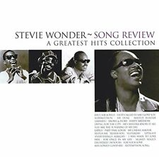 Stevie Wonder / Song Review ....A Greatest Hits Collection (Best of) *NEW* CD