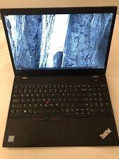 Lenovo ThinkPad P51s 15.6 inch (Intel Core i7, 2.70GHz, 32GB, Nvidia GPU)