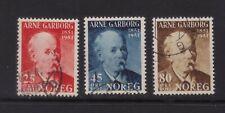 stamps  Norway  SC#318-320 set