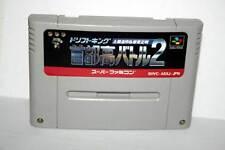 Drift King Shutokou Battle 2 Tsuchiya Keichi USATO SUPERFAMICOM NTSC/J VBC 38159