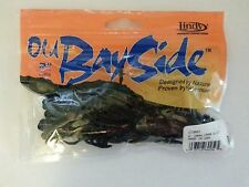 """3 Packs of Lindy Old Bay Side 4"""" craw crab 5 crabs per pack. Made in the U.S.A."""