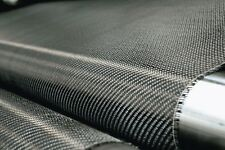 "Carbon Fiber Cloth Fabric 3K 2x2 twill weave 2 yards by 50"" wide"