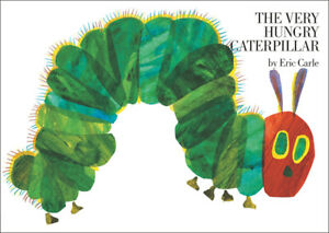 The Very Hungry Caterpillar by Carle, Eric