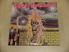 Iron Maiden_Iron Maiden_LP_Globus (Czech Edition)