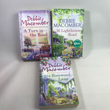 3 Debbie Macomber Books 204 Rosewood lane, 16 Lighthouse rd, A Turn in the Road