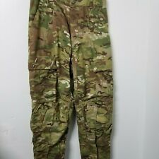 Multicam Army Combat Pants Flame Resistant With Knee Pad Slots Medium Long Nwt