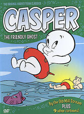 Casper the Friendly Ghost: By the Old Mi DVD