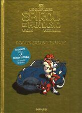 Yoann Vehlmann Spirou n° n° 53 version gold + ex libris n° / signé