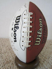 "VINTAGE PHILADELPHIA EAGLE ""WILSON"" 1997  18  SIGNATURE FOOTBALL"