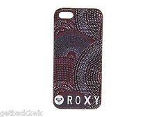 NEW Roxy iPhone 5 5S Hard SNAP Case Cover Single Piece Phone Dot Mosaic