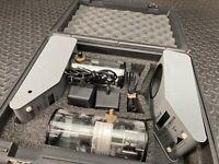Lot of 2 BIOS DryCal DC-1 Flow Calibrator w/ DC-1HC Flow Cell