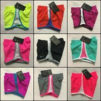 Nike Girls Shorts Size 2T, 3T, 4T Gray, Pink, Black Athletic $20 Summer Dri-Fit