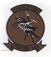 VF-114 AARDVARKS PATCH US NAVY USS F-14 ZOTT BABY PIN UP WING GIFTWOW