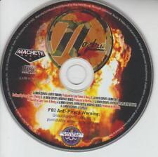 Nostra: La Disco Explota PROMO MUSIC AUDIO CD 6 tracks Merengue Remixes Luny